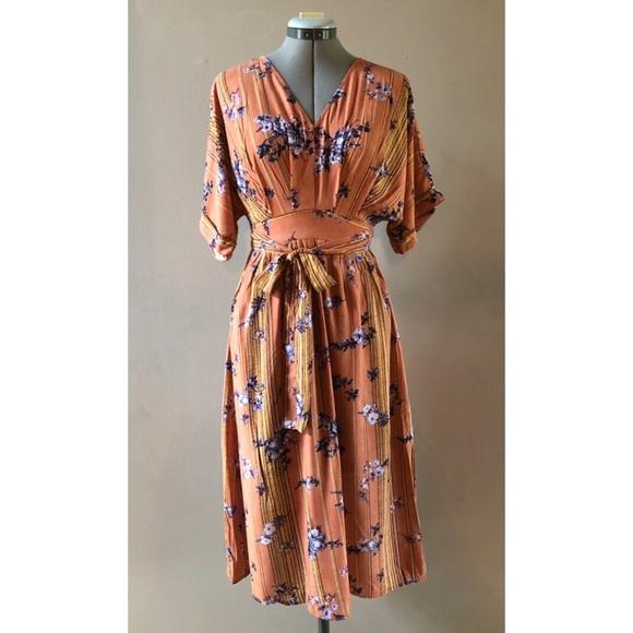 Dresses & Skirts - Empire waist dress Sz S M L